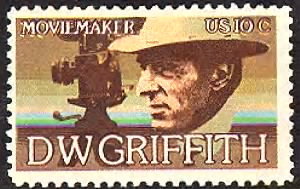 D. W. Griffith Stamp