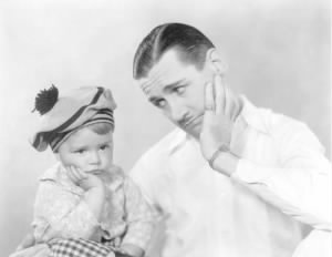 Hal Roach with Spanky