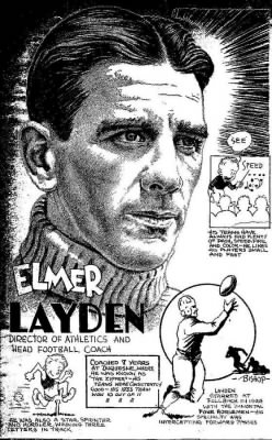 Elmer Layden, Steve Bishop