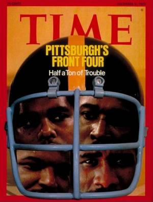 Steelers Super Bowl Time Magazine