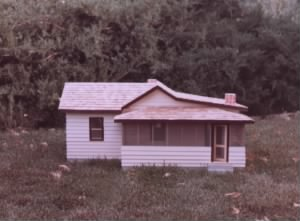 Scale model of Loren and Martha's ranch house.jpeg