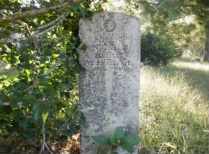 The Grave of Robert C. Nickell