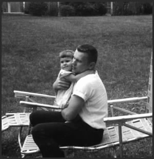 Samuel Umstot, Jr & Daughter