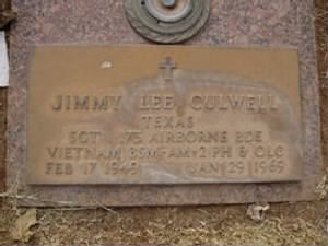 Jimmy Lee Culwell
