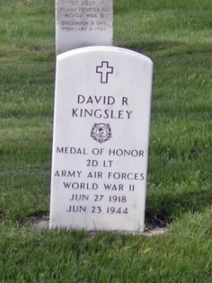 David Richard Kingsley