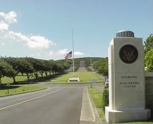 National Memorial Cemetery HI