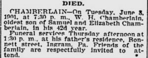 William H Chamberlin 1901 PA Death2.JPG