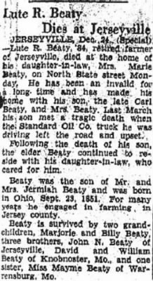 Lewis R Beaty Dec 1935 Obit.JPG