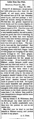 A C Fink Sep 1886 Ltr from Bolivar, MO, to Nappanee, IN.jpg