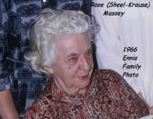 1 Nanny- Rose Sheel Krause Massey - Ennis Photo, 1966.jpg