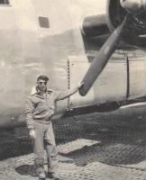 1944, William Briggs, 15th USAAF,  B24 Aerial Engineer/Waistgunner