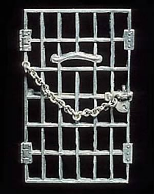 """Jailed for Freedom"" Pin, 1917"