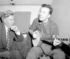 Wallace and Pete Seeger.jpg