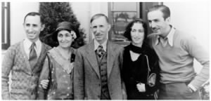 Roy Disney, Mr & Mrs Elias Disney, Mr & Mrs Walt Disney.jpg