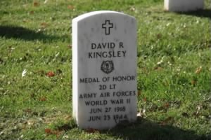 2LT David Richard Kingsley, USAAF