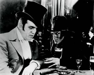 Wolheim as a saloon owner with John Barrymore as Mr. Hyde in Dr. Jekyll and Mr. Hyde.jpg