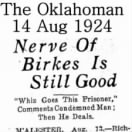 The Oklahoman, 14 Aug 1924