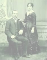 Short family album Mary Short & David Price