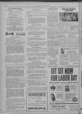 1949-Aug-25 Ivanhoe Times, Page 2