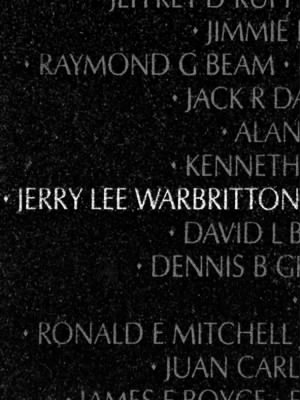 Jerry Lee Warbritton