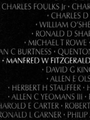 Manfred Willy Fitzgerald