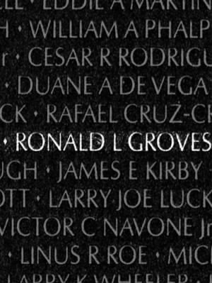 Ronald Lee Groves