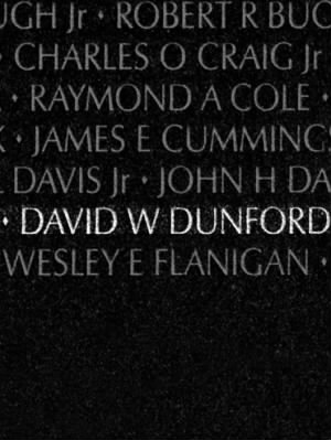 David William Dunford