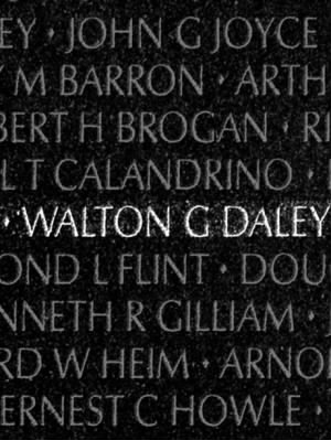 Walton Garland Daley