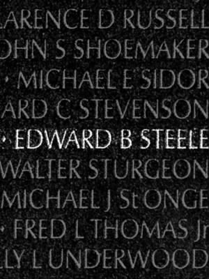 Edward Bernard Steele