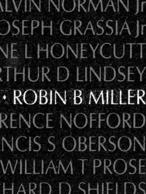 Robin Brewer Miller