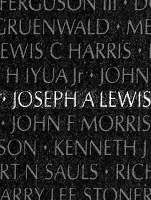Joseph Anthony Lewis