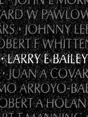 Larry Eugene Bailey