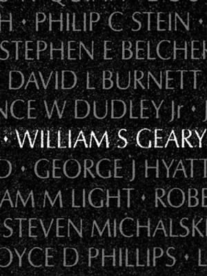 William Stanley Geary