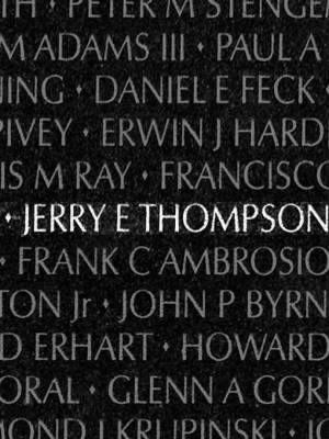 Jerry Elmer Thompson