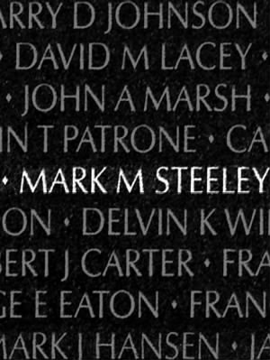 Mark M Steeley