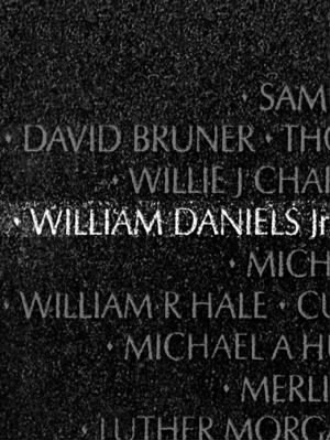 William Daniels Jr