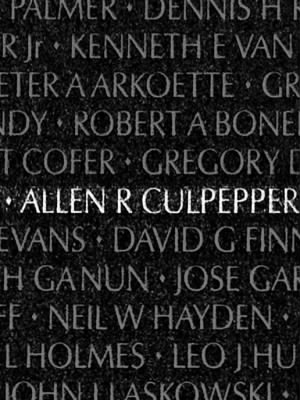 Allen Ross Culpepper