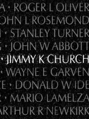 Jimmy Kermit Church