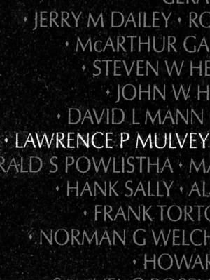 Lawrence Patrick Mulvey