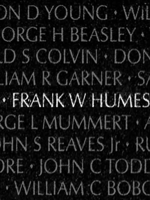 Frank William Humes