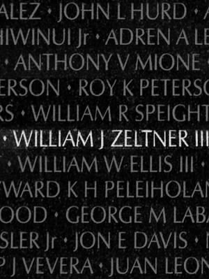 William J Zeltner III