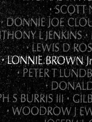 Lonnie Brown Jr