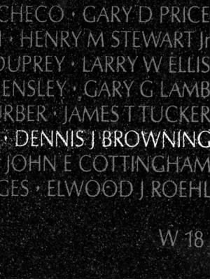 Dennis James Browning