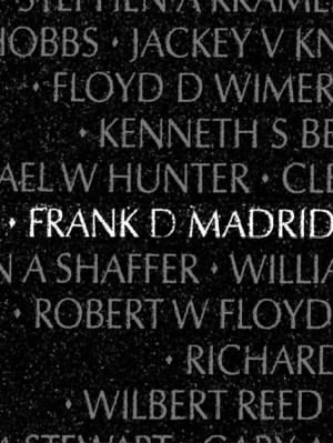 Frank Dodge Madrid