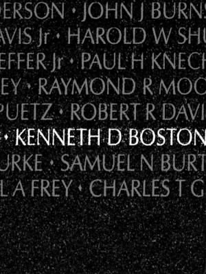 Kenneth Dean Boston