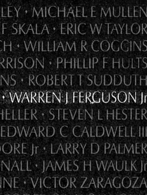 Warren John Ferguson Jr