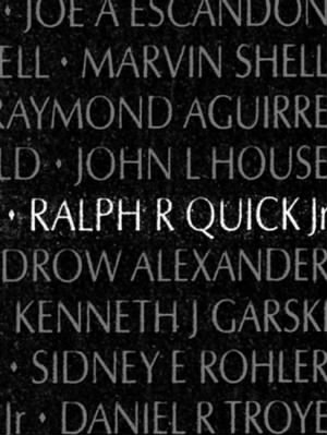 Ralph Richard Quick Jr
