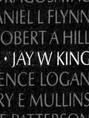 Jay William King