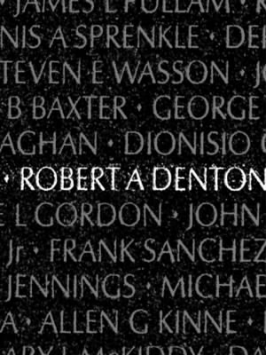 Robert Anthony Denton