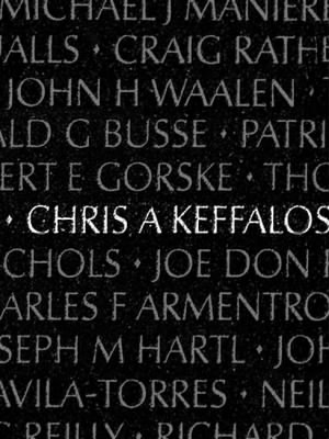 Chris Albert Keffalos